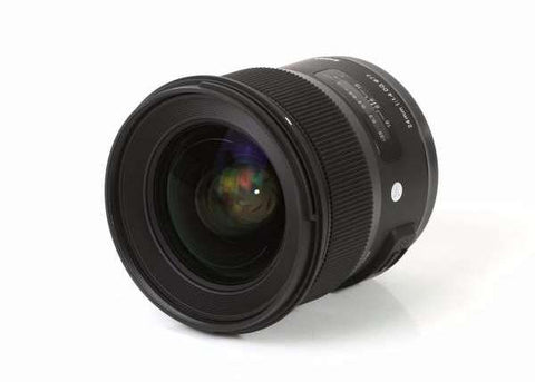 Sigma 24mm f/1.4 DG HSM Art Lens for Nikon F