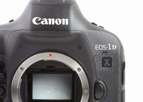Canon EOS 1D X Mark II DSLR Prima Photo & Video