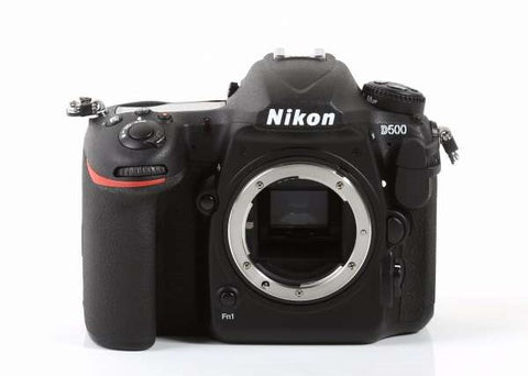 Nikon D500 DSLR Prima Photo & Video