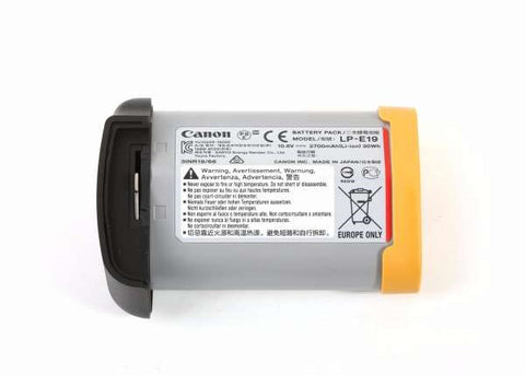 Canon Original LP-E19 Battery for EOS 1D X Mark II