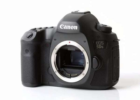 Canon EOS 5Ds DSLR Prima Photo & Video