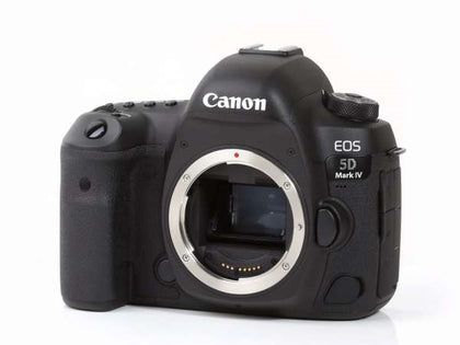Canon EOS 5D Mark IV DSLR Prima Photo & Video