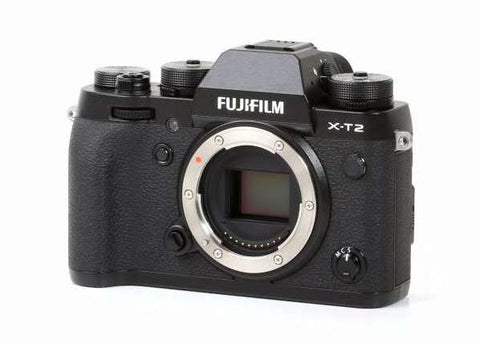 Fujifilm X-T2 Mirrorless Digital Camera Mirrorless Camera Prima Photo & Video