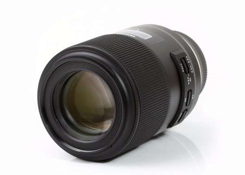Tamron SP 90mm f/2.8 Di Macro 1:1 VC USD Lens for Nikon F