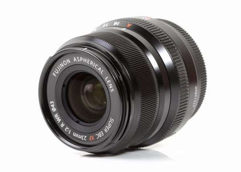 Fujifilm XF 23mm f/2 R WR Lens Lens Prima Photo & Video