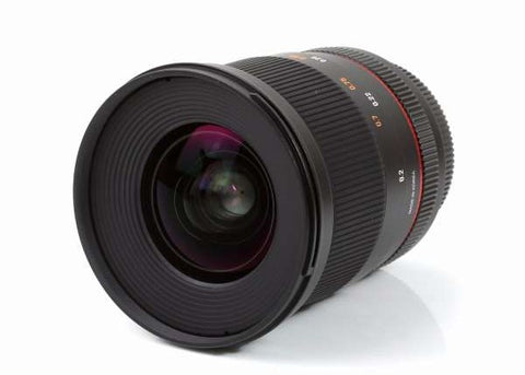 Samyang 20mm f/1.8 ED AS UMC for Sony E