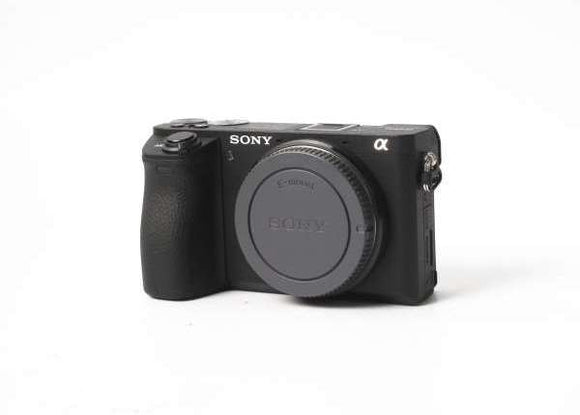 Sony Alpha A6500 Mirrorless Camera Prima Photo & Video