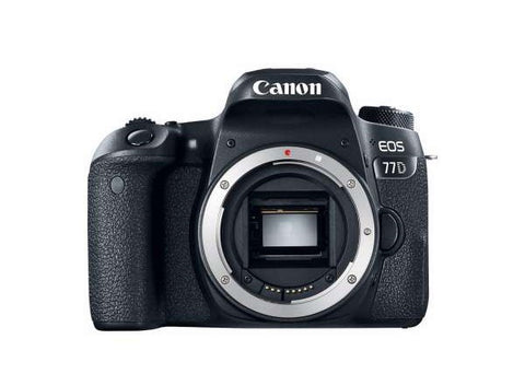 Canon EOS 77D DSLR Prima Photo & Video