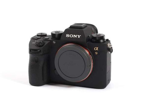 Sony Alpha A9 Mirrorless Camera Prima Photo & Video