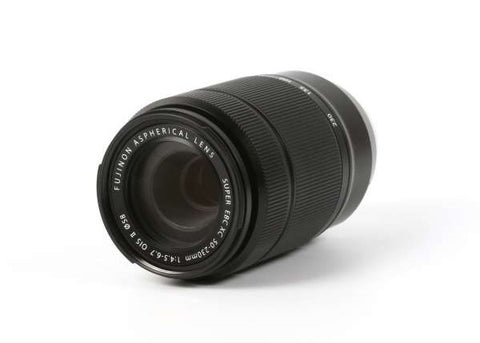 Fujifilm XC 50-230mm f/4.5-6.7 OIS II Lens Lens Prima Photo & Video