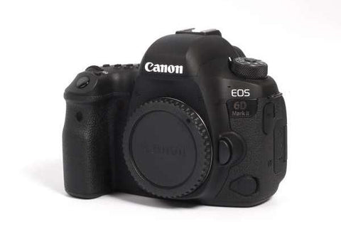 Canon EOS 6D Mark II DSLR Prima Photo & Video