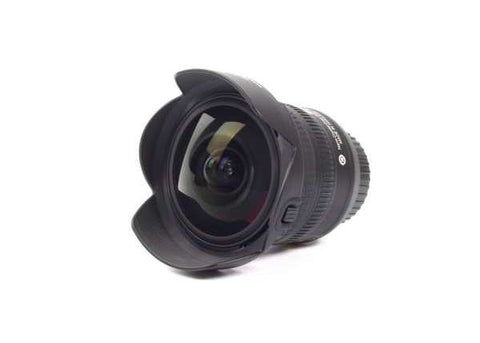 Nikon AF-S Fisheye Nikkor 8-15mm f/3.5-4.5E ED Lens Lens Prima Photo & Video