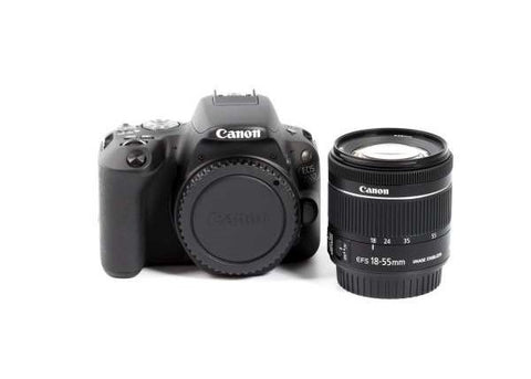 Canon EOS 200D with 18-55mm f/4-5.6 STM Lens DSLR Prima Photo & Video