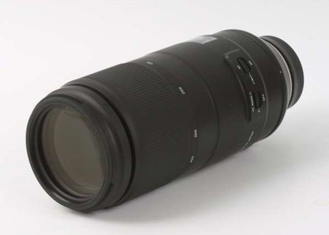 Tamron 100-400mm f/4.5-6.3 Di VC USD Lens for Canon EF