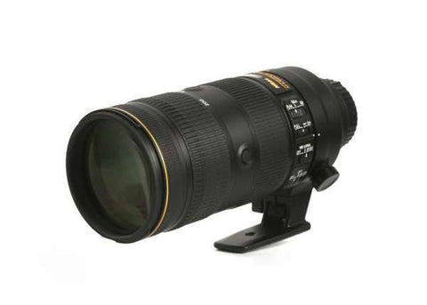 Nikon AF-S Nikkor 70-200mm f/2.8E FL ED VR Lens Lens Prima Photo & Video