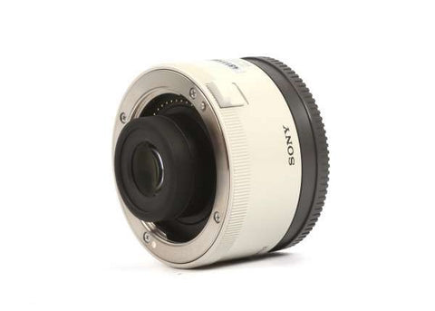 Sony FE 2.0x Teleconverter Lens Prima Photo & Video