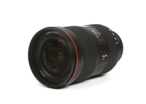 Canon EF 16-35mm f/2.8L III USM Lens Lens Prima Photo & Video