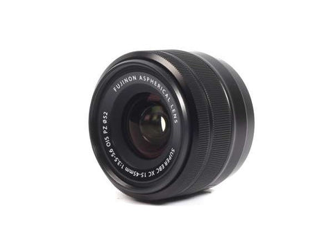 Fujifilm XC 15-45mm f/3.5-5.6 OIS PZ Lens Lens Prima Photo & Video