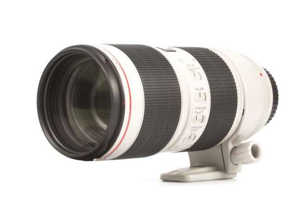Canon EF 70-200mm f/2.8L IS III USM Lens Lens Prima Photo & Video