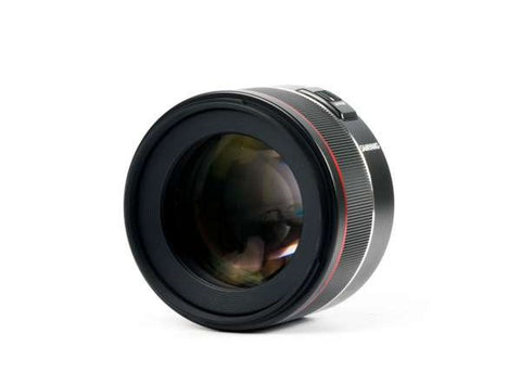 Samyang AF 85mm f/1.4 Lens for Canon EF Mount