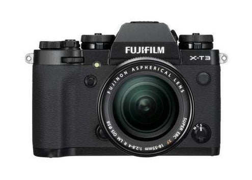 Fujifilm X-T3 Mirrorless Camera Kit with 18-55mm f/2.8-4 R OIS Lens (Black)