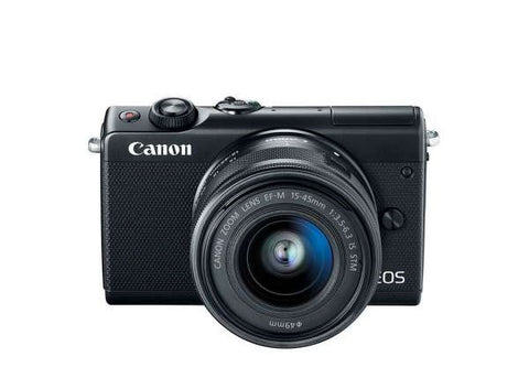 Canon EOS M100 Mirrorless Digital Camera