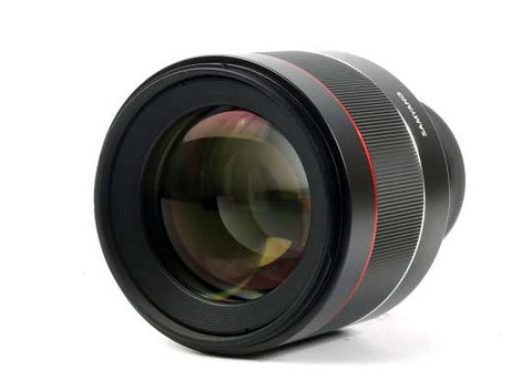 Samyang AF 85mm f/1.4 Lens for Sony E