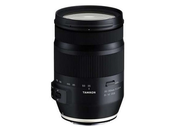 Tamron 35-150mm f/2.8-4 Di VC OSD Lens for Nikon F
