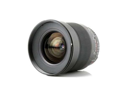 Samyang 16mm f/2.0 ED AS UMC CS for Sony E