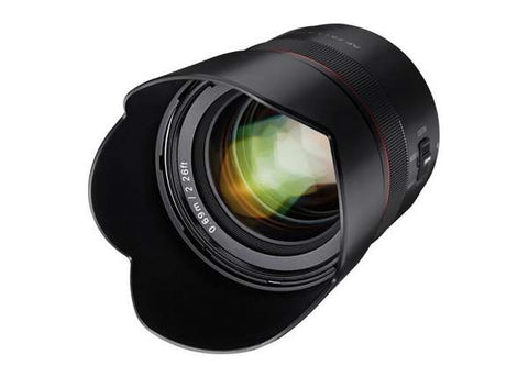 Samyang AF 75mm f/1.8 FE Lens for Sony E
