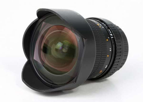 Samyang 14mm f/2.8 ED AS IF UMC Lens for Canon EF Mount Lens Prima Photo & Video