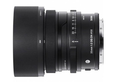 Sigma 35mm f/2 DG DN Contemporary Lens for Sony