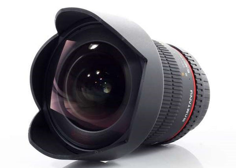 Samyang 14mm f/2.8 ED AS IF UMC AE Lens for Nikon F