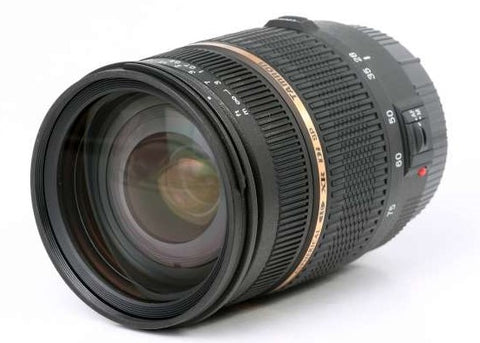 Tamron AF 28-75mm f/2.8 XR Di LD IF For Canon EF