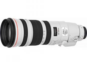 Canon EF 200-400mm F/4L IS USM Lens w/1.4x Extender