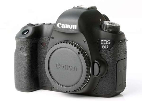 Canon EOS 6D DSLR Prima Photo & Video
