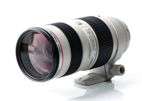 Canon EF 70-200mm f/2.8L USM Lens Lens Prima Photo & Video