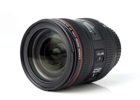 Canon EF 24-70mm f/4L IS USM Lens Lens Prima Photo & Video