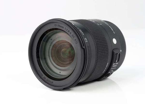 Sigma 17-70mm f/2.8-4 DC Macro OS HSM Contemporary for Canon EF-S