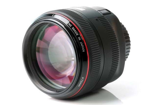 Canon EF 85mm f/1.2L II USM Lens Lens Prima Photo & Video