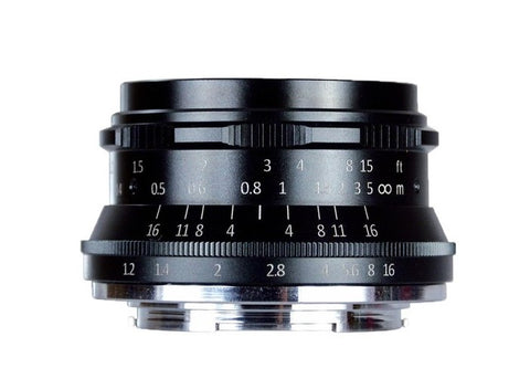 7artisans Photoelectric 35mm f/1.2 Lens for Canon EF-M Mount
