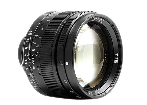 7artisans Photoelectric 50mm f/1.1 Lens for Leica M-Mount