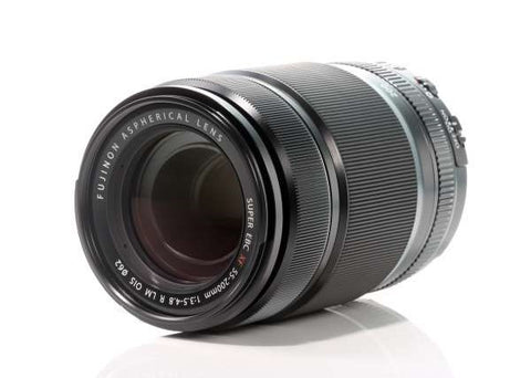 Fujifilm Fujinon XF 55-200mm f/3.5-4.8 R LM OIS Lens Lens Prima Photo & Video