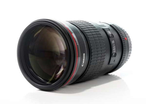 Canon EF 200mm f/2.8L II USM Lens Lens Prima Photo & Video