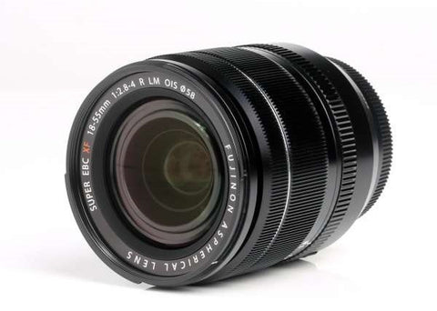 Fujifilm Fujinon XF 18-55mm f/2.8-4 R LM OIS Lens Lens Prima Photo & Video
