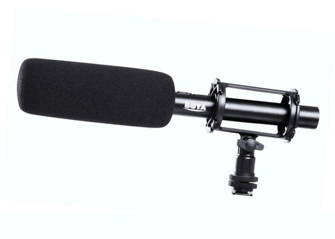 Boya BY-PVM1000L Shotgun Microphone