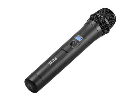 Boya BY-WHM8 UHF Wireless Handheld Transmitter