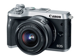 Canon EOS M6 Mirrorless Digital Camera Mirrorless Camera Prima Photo & Video