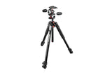 Manfrotto 055 Tripod with XPRO 3-Way Head Kit