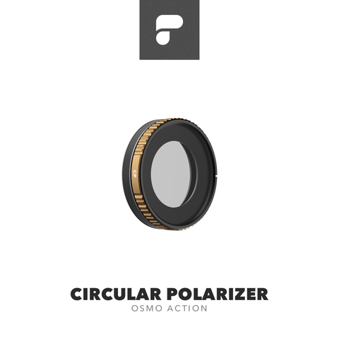 PolarPro Cinema Series - Circular Polarizer for Osmo Action